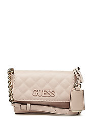 ELLIANA MINI CROSSBODY FLAP - BLUSH