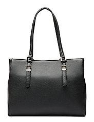 Carys Carryall Bags Top Handle Bags Svart GUESS