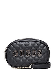 GUESS PASSION XBODY BELT BAG - BLACK