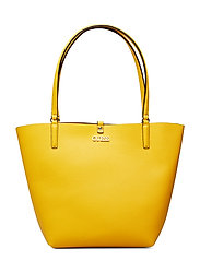 ALBY TOGGLE TOTE - YELLOW