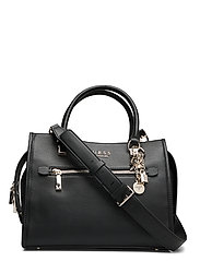 LIAS GIRLFRIEND SATCHEL - BLACK