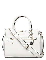 LIAS GIRLFRIEND SATCHEL - WHITE