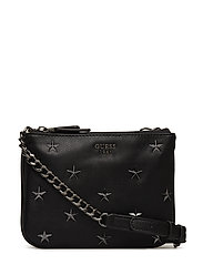 BRADYN MINI CROSSBODY TOP ZIP - BLACK