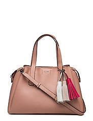 RUDY GIRLFRIEND SATCHEL - ROSE