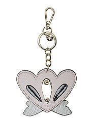 ARSITY POP LILY KEY CHAIN - SHELL MULTI