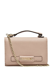 DEMETRA LARGE CLUTCH WALLET - NUDE