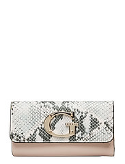 Camila Slg Pocket Trifold Bags Card Holders & Wallets Wallets Multi/mønstret GUESS