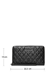 GUESS - LOLA SLG PASSPORT CASE - clutches - black - 5