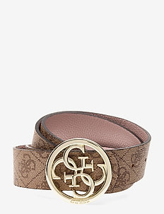 CANDACE REV&NOT ADJ PANT BELT - BROWN