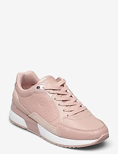 MOXEA2/ACTIVE LADY/LEATHER LIK - lage sneakers - blush