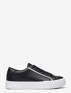 PARDIE/ACTIVE LADY/LEATHER LIK - låga sneakers - blkwh