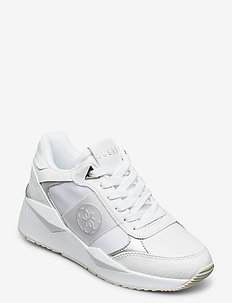 TESHA/ACTIVE LADY/LEATHER LIKE - lave sneakers - whisi
