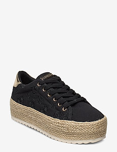 MARILYN - chunky sneakers - black
