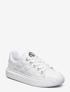 BECKS/ACTIVE LADY/LEATHER LIKE - WHITE