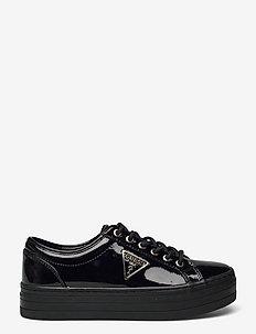 BHANIA - låga sneakers - black