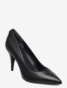 RAJANI/DECOLLETE (PUMP)/LEATHE - classic pumps - black