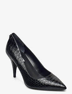RAJANI2/DECOLLETE (PUMP)/LEATH - classic pumps - black