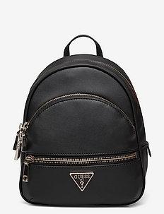 MANHATTAN BACKPACK - ryggsäckar - black