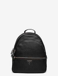 MANHATTAN LARGE BACKPACK - ryggsäckar - black