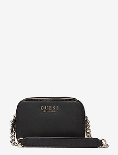 ROBYN CROSSBODY CAMERA - BLACK