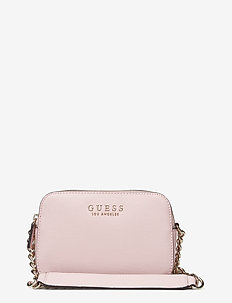 ROBYN CROSSBODY CAMERA - BLUSH
