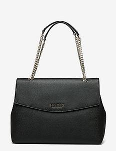 ROBYN SHOULDER BAG - BLACK