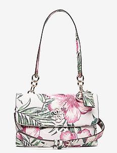 CHIC SHINE SHOULDER BAG - skuldertasker - floral