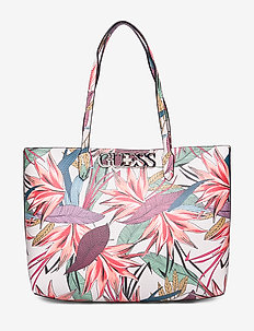 UPTOWN CHIC BARCELONA TOTE - PALM