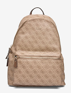 LEEZA BACKPACK - BROWN
