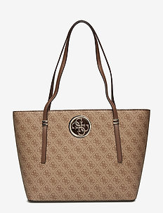 OPEN ROAD TOTE - BROWN