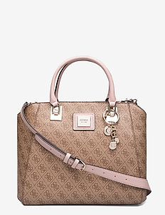 CANDACE ELITE CARRYALL - BROWN MULTI