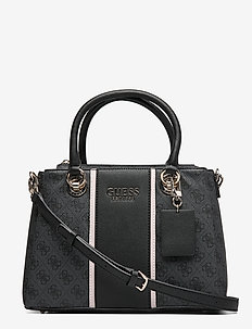 CATHLEEN 3 COMPARTMENT SATCHEL - henkeltaschen - coal