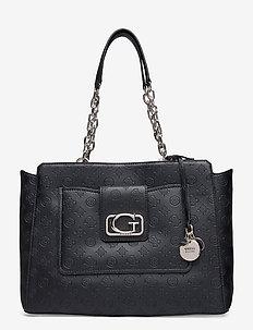 EMILIA ELITE CARRYALL - handbags - black