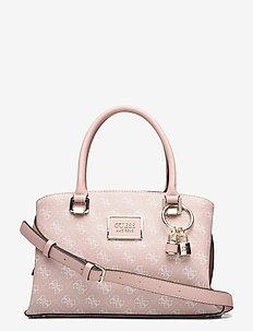 TYREN GIRLFRIEND SATCHEL - handväskor - blush