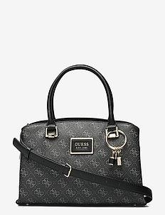 TYREN GIRLFRIEND SATCHEL - handväskor - coal
