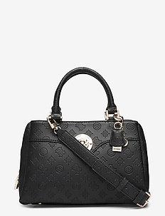 DAYANE GIRLFRIEND SATCHEL - håndtasker - black