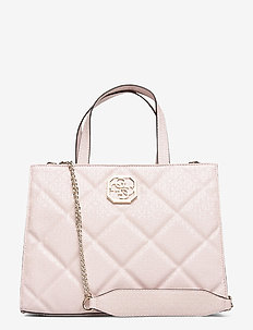 DILLA ELITE SOCIETY SATCHEL - handväskor - blush