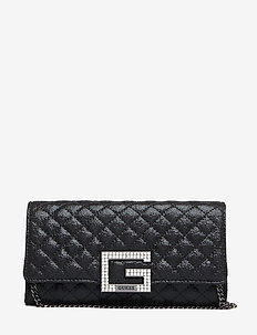 DAZZLE CLUTCH - clutches - black