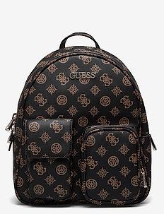 UTILITY VIBE BACKPACK - plecaki - brown