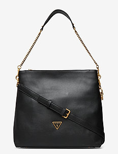 DESTINY HOBO - bucket-väskor - black