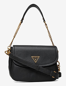 DESTINY SHOULDER BAG - skuldervesker - black