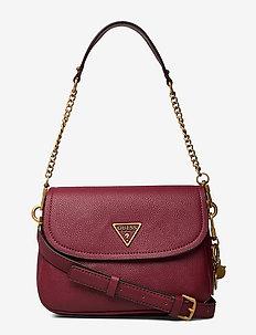 DESTINY SHOULDER BAG - shoulder bags - merlot