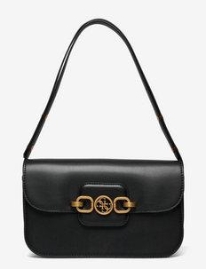 HENSELY CNVRTBLE SHOULDER BAG - shoulder bags - black