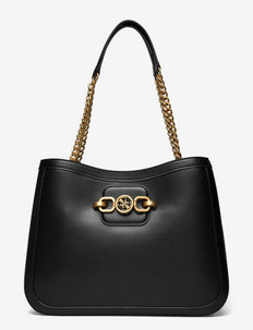 HENSELY GIRLFRIEND TOTE - shoppers - black