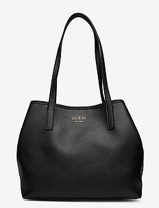 VIKKY TOTE - fashion shoppers - black