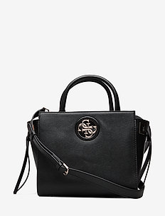 OPEN ROAD SOCIETY SATCHEL - BLACK