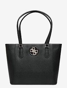 OPEN ROAD TOTE - fashion shoppers - black