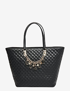 GUESS PASSION TOTE - BLACK