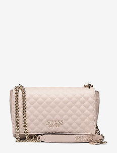 BRIELLE CONVERTIBLE XBODY FLAP - TAUPE