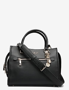 LIAS GIRLFRIEND SATCHEL - top handle - black
